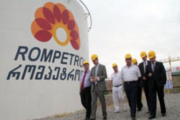 """""""რომპეტროლმა"""" საქართველოში ნავთობბაზას 2 მილიონი დოლარი მოახმარა, უახლოეს მომავალში კი 4 მილიონის ინვესტირებას აპირებს"""