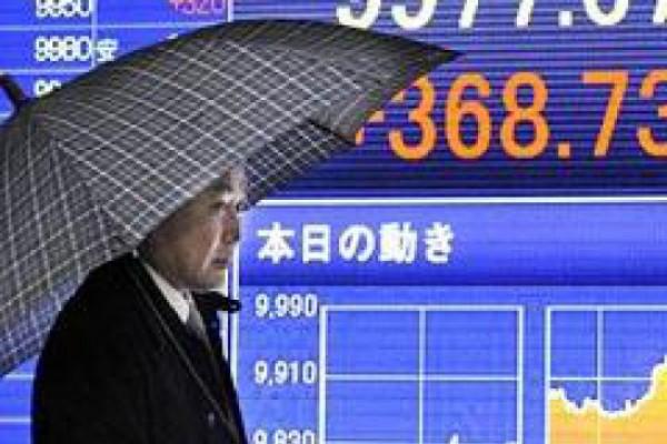იაპონია და აზიური კრიზისის რისკი