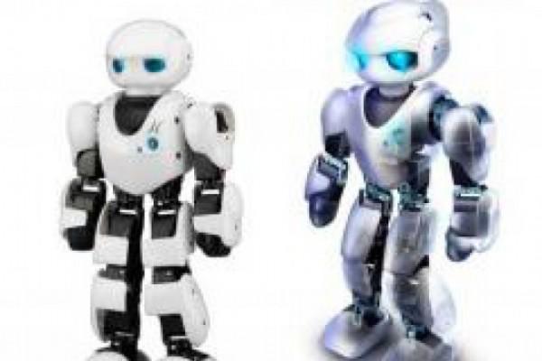 რობოტები უკვე მსახიობებიც გახდნენ