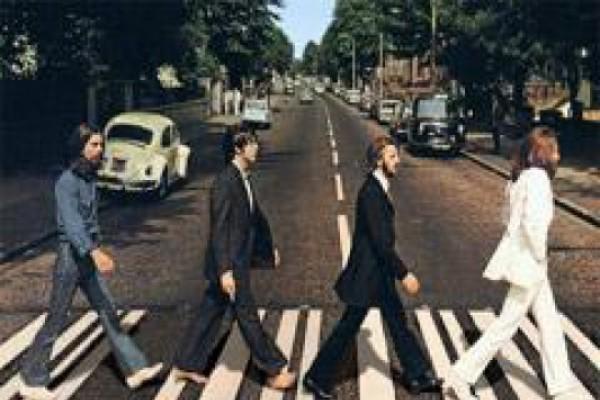 """""""The Beatles""""-ის ფოტო სანაგვეში"""