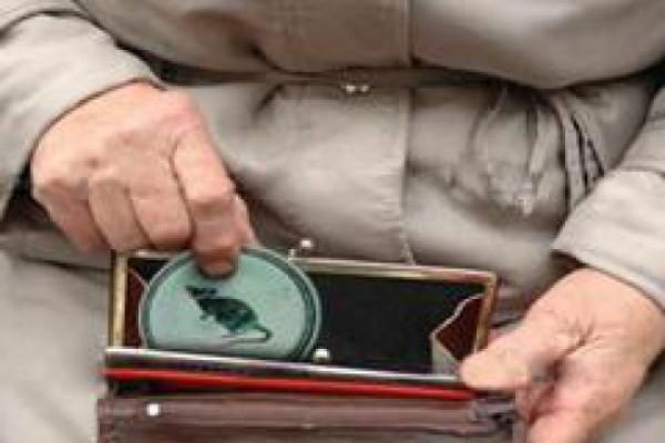 ქართველი პენსიონერის პენსია საშუალო ხელფასის მხოლოდ 14 პროცენტია