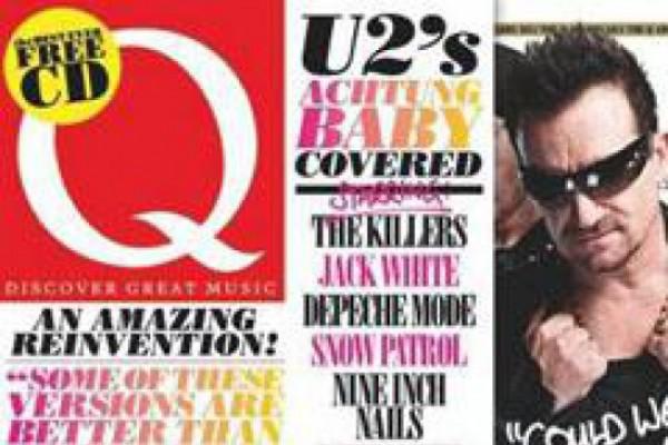 """""""U2""""-ის ახალი პროექტი"""