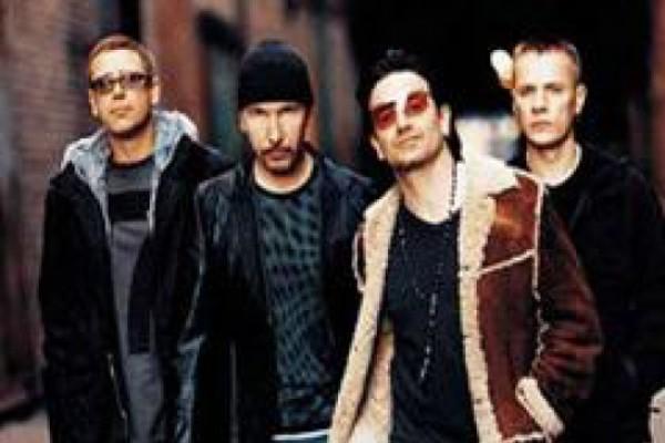 """""""U2"""" ყველაზე წარმატებულია"""