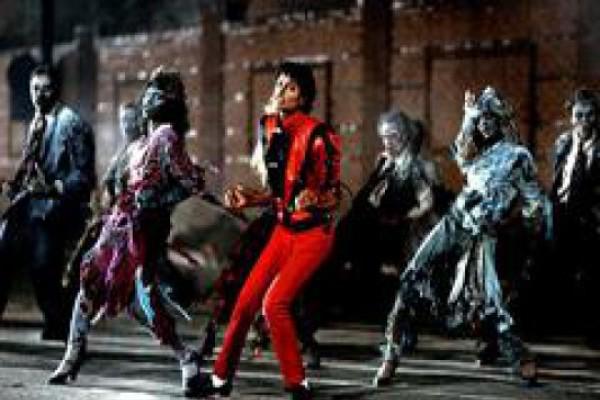 """საუკეთესო ვიდეოკლიპად """"Thriller"""" დაასახელეს"""