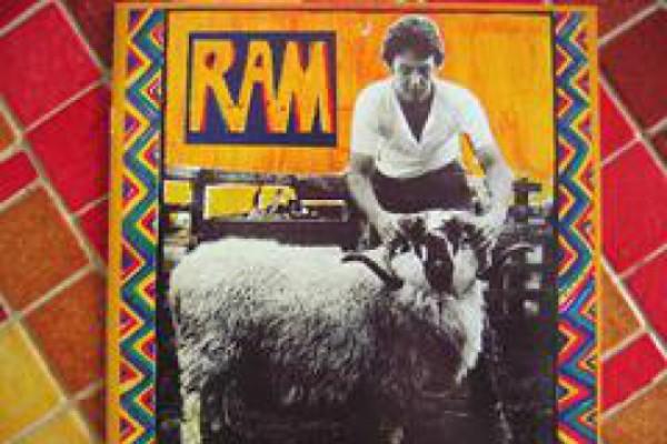 """ალბომი """"Ram""""-ის ახალი სიცოცხლე"""