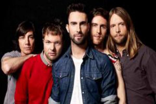 """ჯგუფმა """"Maroon 5"""" ახალი ალბომი ჩაწერა"""