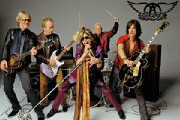 """""""Aerosmith""""-მა ახალი ალბომი ჩაწერა"""
