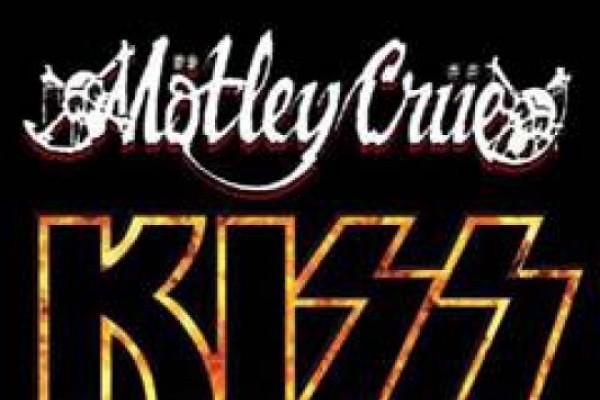 """""""Motley Crue"""" და """"Kiss"""" ერთობლივ კონცერტებს ჩაატარებენ"""