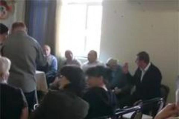 ფოთელები, საკუთრებაზე უფლების აღდგენას მოითხოვენ (VIDEO)