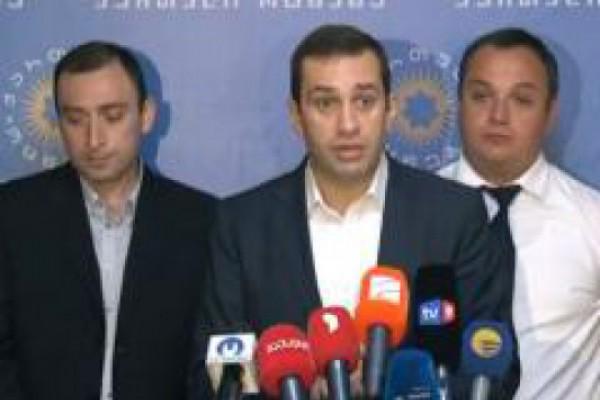 ირაკლი ალასანიამ აშშ-ის სახელმწიფო დეპარტამენტის ადამიანის უფლებათა დაცვის ყოველწლიურ ანგარიშზე კომენტარი გააკეთა (VIDEO)
