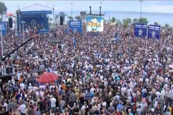 ბიძინა ივანიშვილის მიმართვა აჭარის მოსახლეობას(VIDEO)
