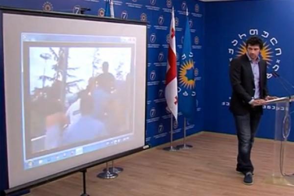 კახა კალაძე პოლიტიკურ ანგარიშსწორებაზე საუბრობს(VIDEO)