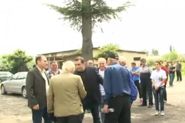 ირაკლი ალასანიას შეხვედრა სოფელ შამგონაში(VIDEO)