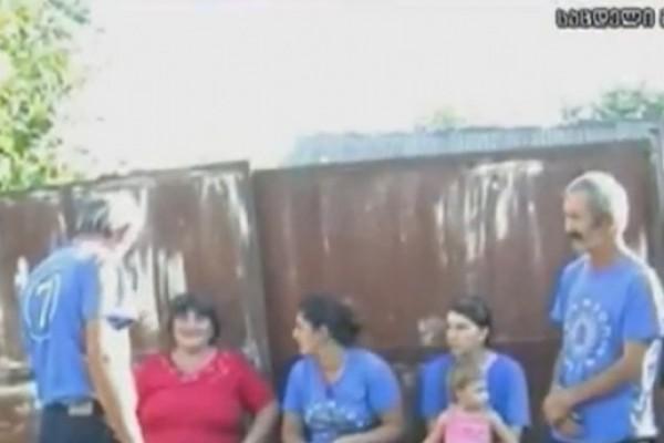 შეიარაღებული თავდასხმა ყვარლის რაიონში(VIDEO)