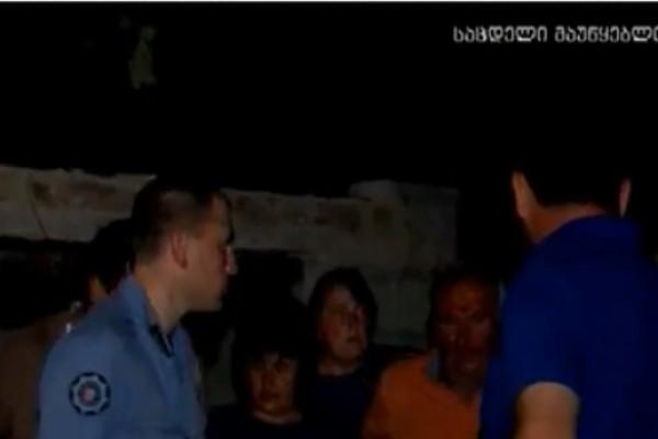 პოლიტიკური დევნა გორში(VIDEO)