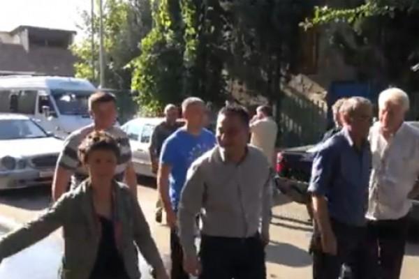 ერთობლივი შეხვედრა მოსახლეობასთან(VIDEO)