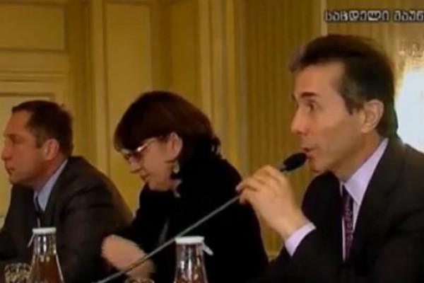 ბიძინა ივანიშვილი პოლიტიკიდან წასვლის თარიღს ასახელებს(VIDEO)
