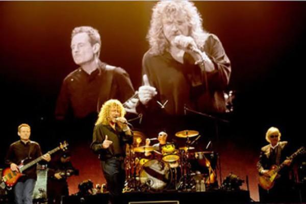 Led Zeppelin  – ზეიმი შედგა!