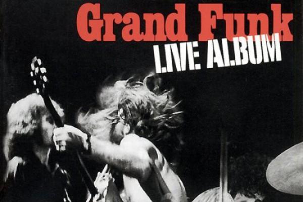 პოპ–პორტრეტები: Grand Funk Railroad - ტრიო ლოკომოტივის ენერგეტიკით
