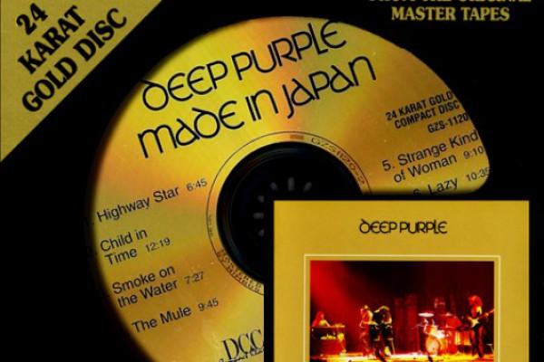 Deep Purple - Made In Japan - შესანიშნავი ხუთეულის გამაერთიანებელი უხილავი ძაფი