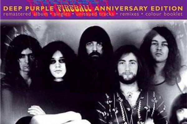 Deep Purple - Fireball ანუ დიდი ცეცხლოვანი ალბომი