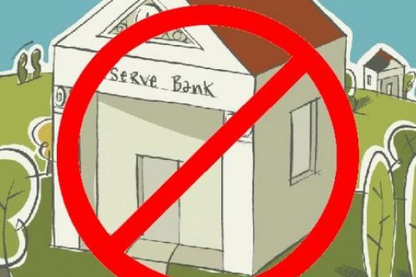 მათრახი ბანკებისა და ლარის გაუფასურების შესაჩერებლად!