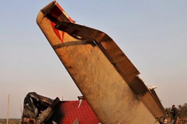 ავიაკატასტოფას ჯაკარტაში ცხრა ადამიანის სიცოცხლე ემსხვერპლა