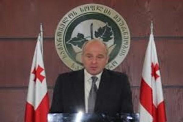 სოფლის მეურნეობის მინისტრის შეხვედრა ექსპო-ჯორჯიაში