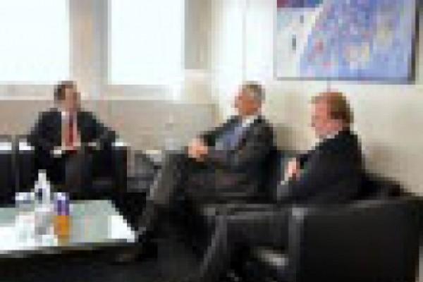 შინაგან საქმეთა მინისტრი ევროპის საბჭოს საპარლამენტო ასამბლეის გენერალურ მდივანს შეხვდა
