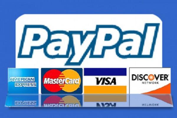 გამოიყენეთ ლიბერთი ბანკი PayPal-ს რეგისტრაციის სისტემაში დასაშვებად