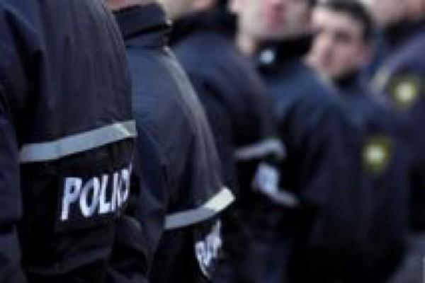 პოლიციის აღლუმი 19 მაისს გაიმართება