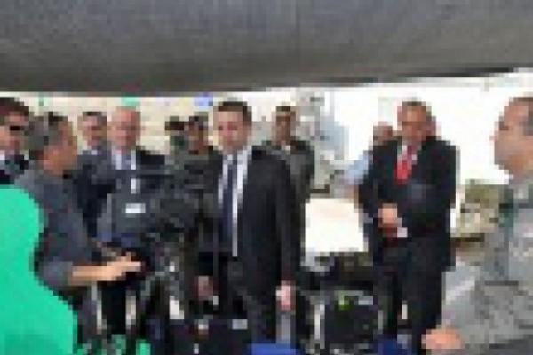 შინაგან საქმეთა მინისტრი ისრაელში ვიზიტს განაგრძობს