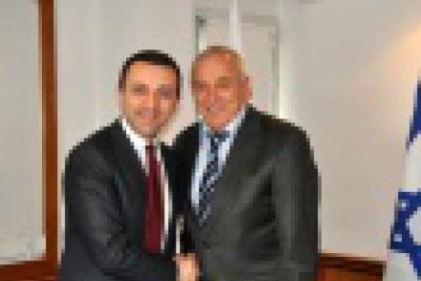 შინაგან საქმეთა მინისტრმა ისრაელში ვიზიტი დაასრულა