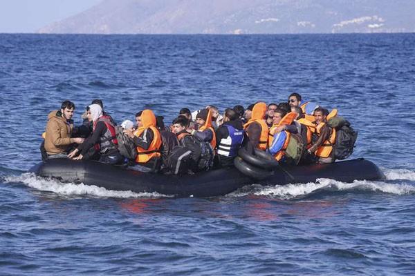 ლა-მანშის სრუტეში 40 მიგრანტი გადაარჩინეს