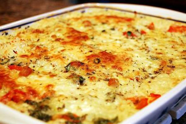 მაკარონი ყველითა და ხორცით - ბავშვების საყვარელი სადილი