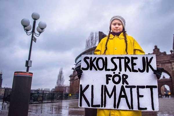 შვედი სკოლის მოსწავლე ნობელის პრემიაზე წარადგინეს