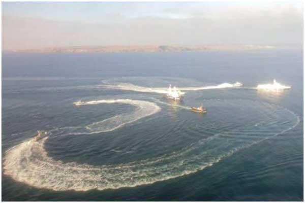 ევროპარლამენტმა შავ ზღვაზე კონფლიქტის გამო რუსეთის მოქალაქეებს სანქციები დაუწესა