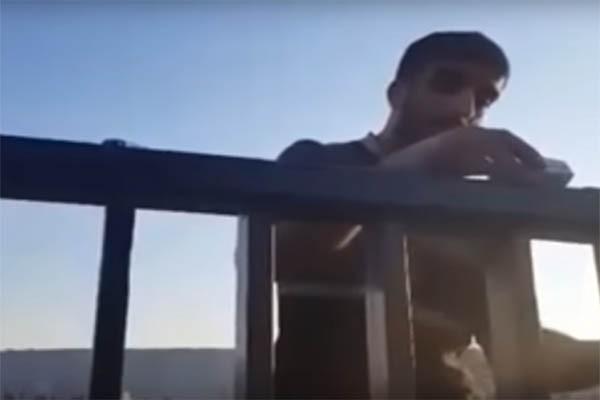 პატრულის თანამშრომელმა მოქალაქე სიკვდილს გადაარჩინა (ვიდეო)