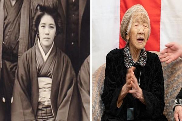 მსოფლიოს ყველაზე ასაკოვანი ადამიანი - 116 წლის იაპონელი ქალი ბედნიერი და ხანგრძლივი ცხოვრების საიდუმლოს ამხელს