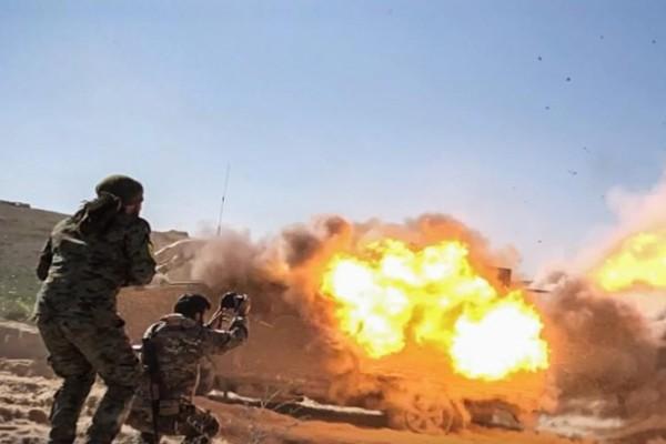 პენტაგონმა და სირიის დემოკრატიულმა ძალებმა სირიაში ISIS - ზე გამარჯვება გამოაცხადეს