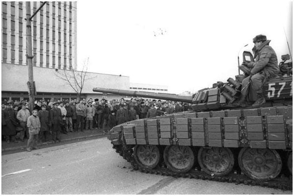 ლიეტუვაში ყოფილი საბჭოთა მაღალჩინოსნები გაასამართლეს