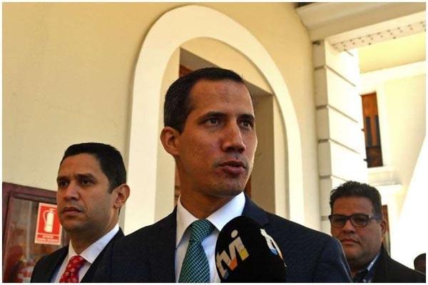 გუაიდო: ვენესუელაში რუსი სამხედროების ჩამოსვლა ქვეყნის კონსტიტუციის უხეში დარღვევაა