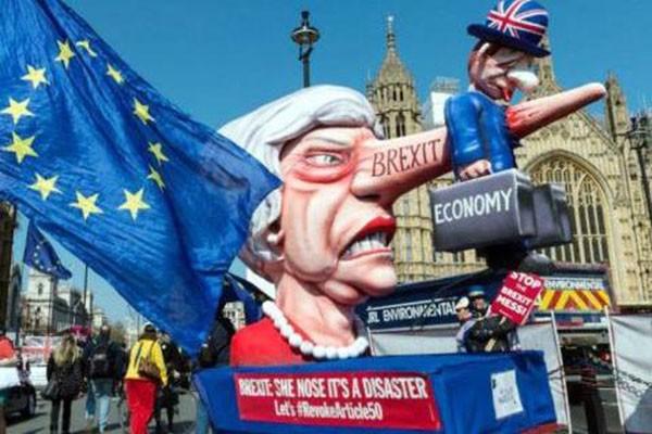 ბრიტანეთი ევროკავშირიდან ვერაფრით გადის - ბრექსიტი ჩიხშია მოქცეული
