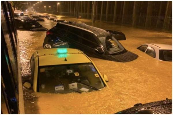 რიო-დე-ჟანეიროში წყალდიდობას მსხვერპლი მოჰყვა