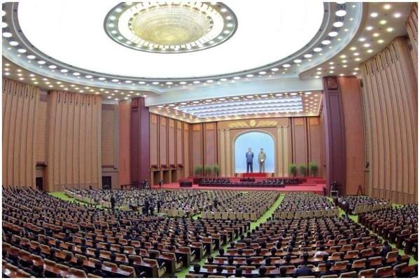 კიმ ჩენ ინი ჩრდილოკორეის სახელმწიფო საბჭოს თავმჯდომარედ აირჩიეს