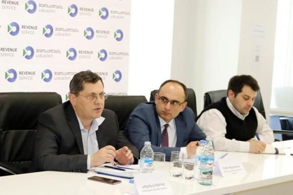 ვახტანგ ლაშქარაძე ევროპული ბიზნეს ასოციაციის წევრებს შეხვდა