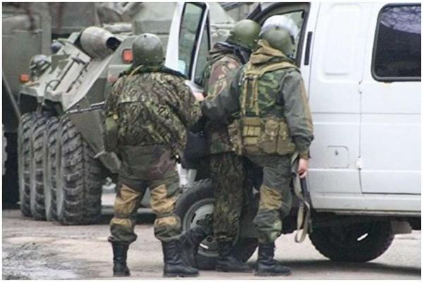 """რუსეთში """"ისლამურ სახელმწიფოსთან"""" კავშირში ეჭვმიტანილები მოკლეს"""