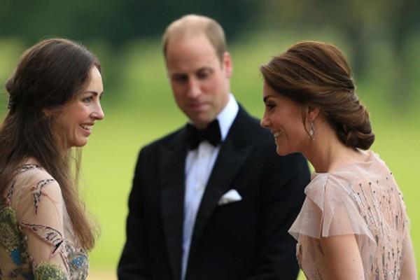 სკანდალი სამეფო ოჯახში: პრინცი უილიამი ქეით მიდლტონს ღალატობს?