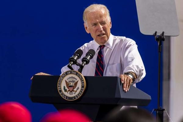 ჯო ბაიდენმა აშშ-ის საპრეზიდენტო არჩევნებში საკუთარი კანდიდატურა წარადგინა
