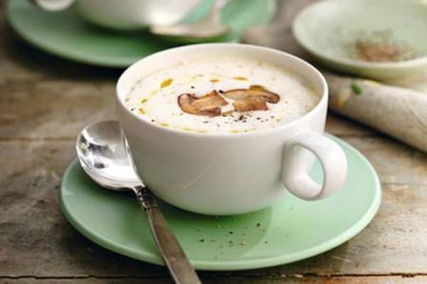 სუპი-კაპუჩინო თეთრი ლობიოთი!